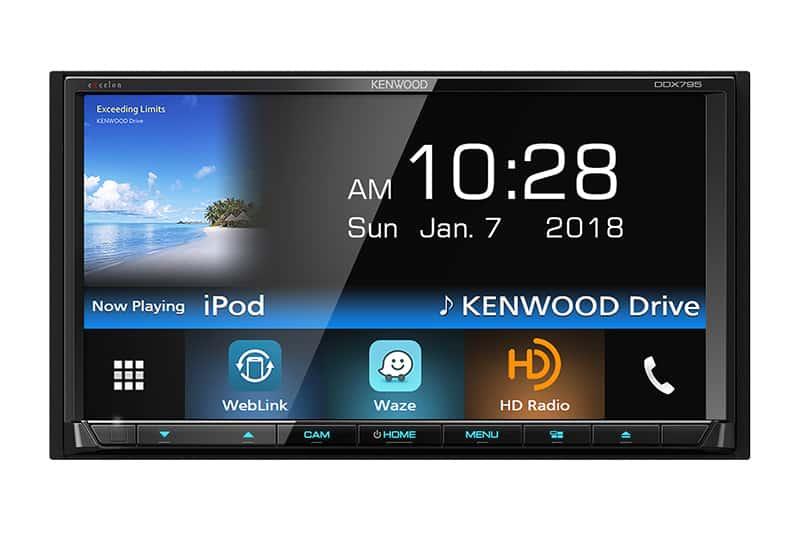 Kenwood Excelon DDX795