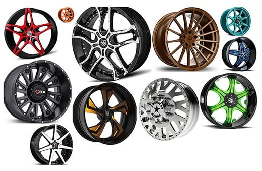 Wheels Service - Services - Santa Clarita Auto Sound