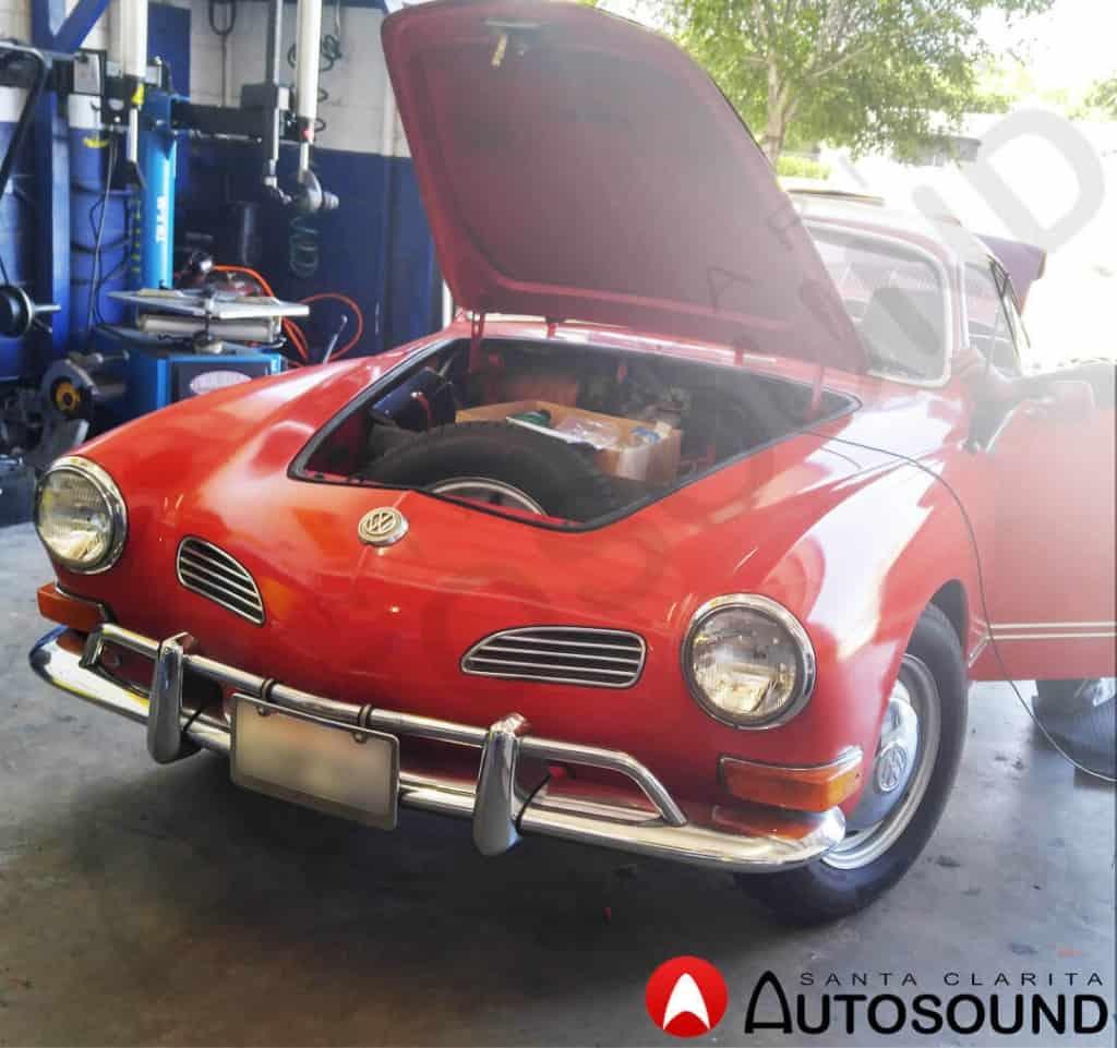 Classic Cars - Santa Clarita Auto Sound, Custom Car Stereo