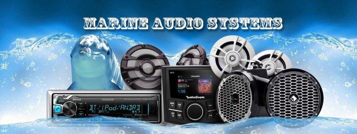 Santa Clarita Auto Sound, Custom Car Stereo Installation, Marine