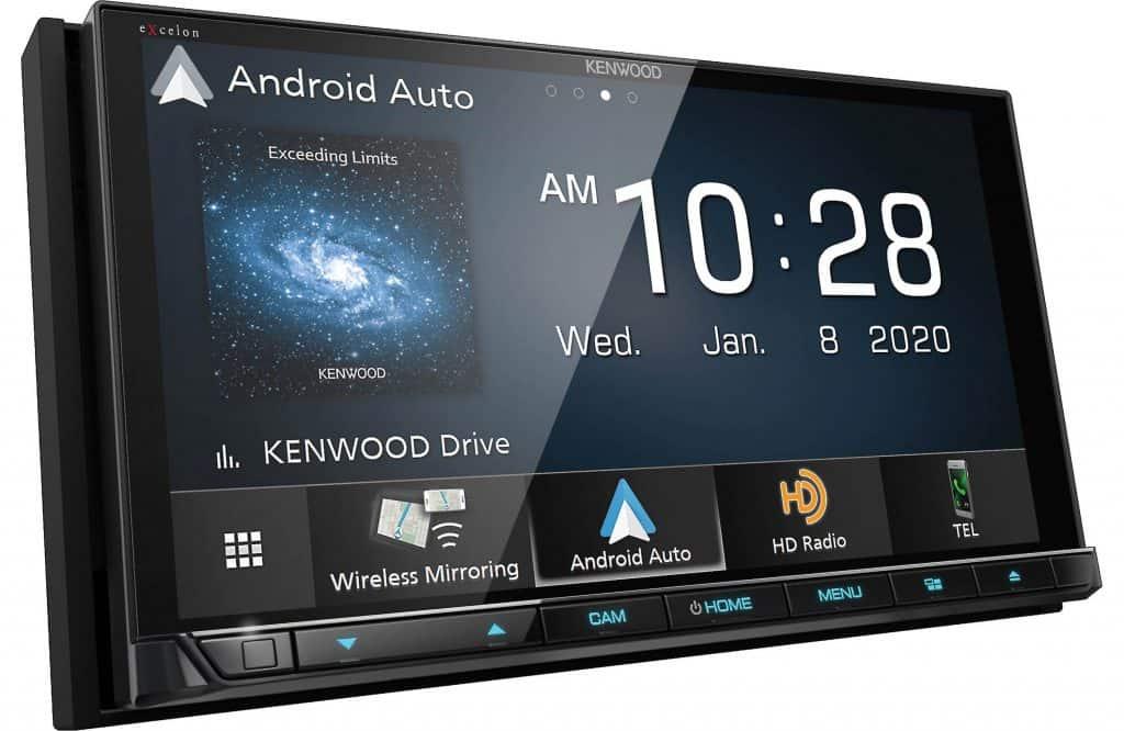 Kenwood DDX9907XR