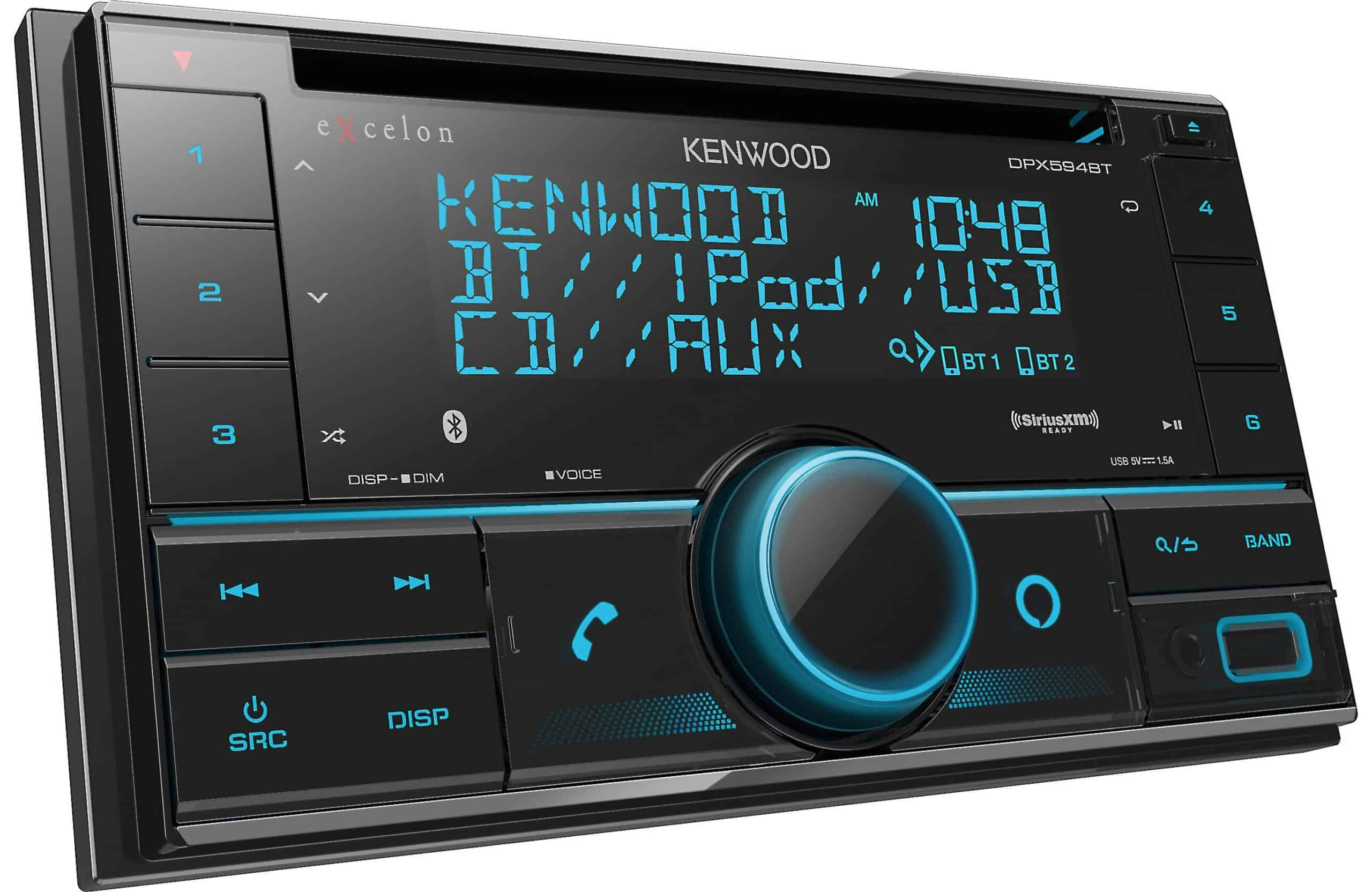 Kenwood Excelon DPX594BT