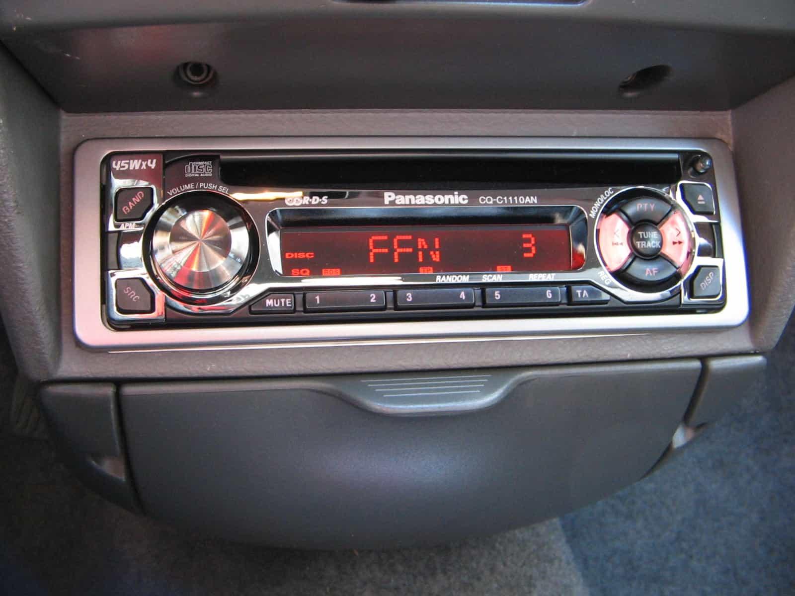 90s car audio systems